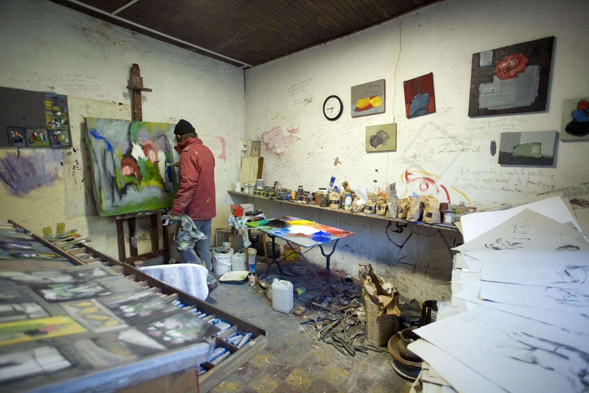 Atelier La Vista, Villeneuve-les-Avignon (30)